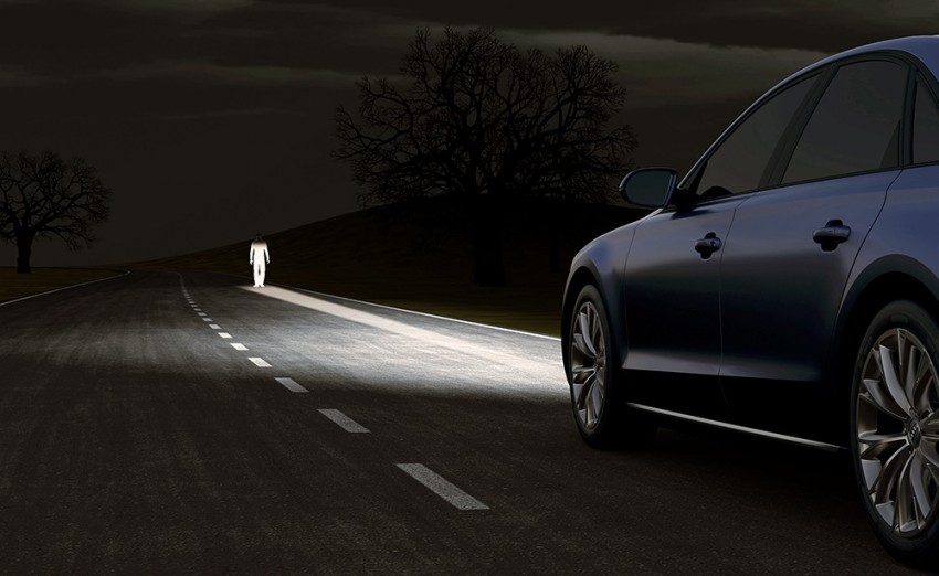 Audi Matrix LED headlamps to debut on next A8 Image #184189