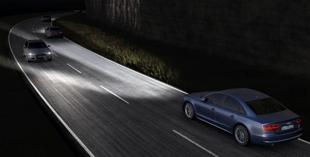 Audi Matrix LED-Scheinwerfer