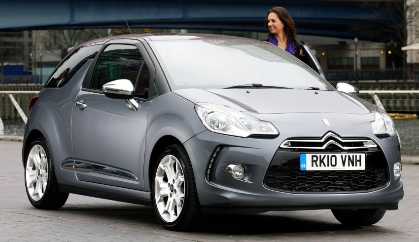 Citroen DS3 to arrive in Malaysia before year-end? Image #190052