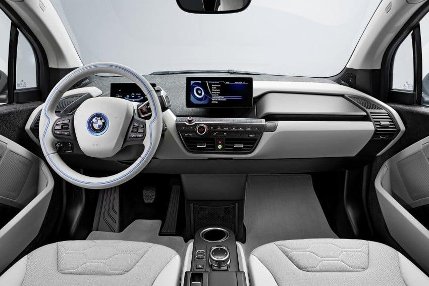 BMW i3 official debut – full details on BMW's new EV Image #190285