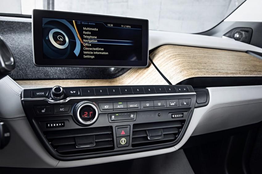 BMW i3 official debut – full details on BMW's new EV Image #190444