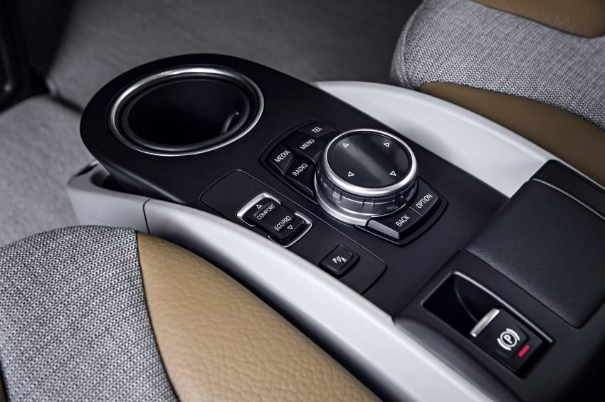 BMW i3 official debut – full details on BMW's new EV Image #190447