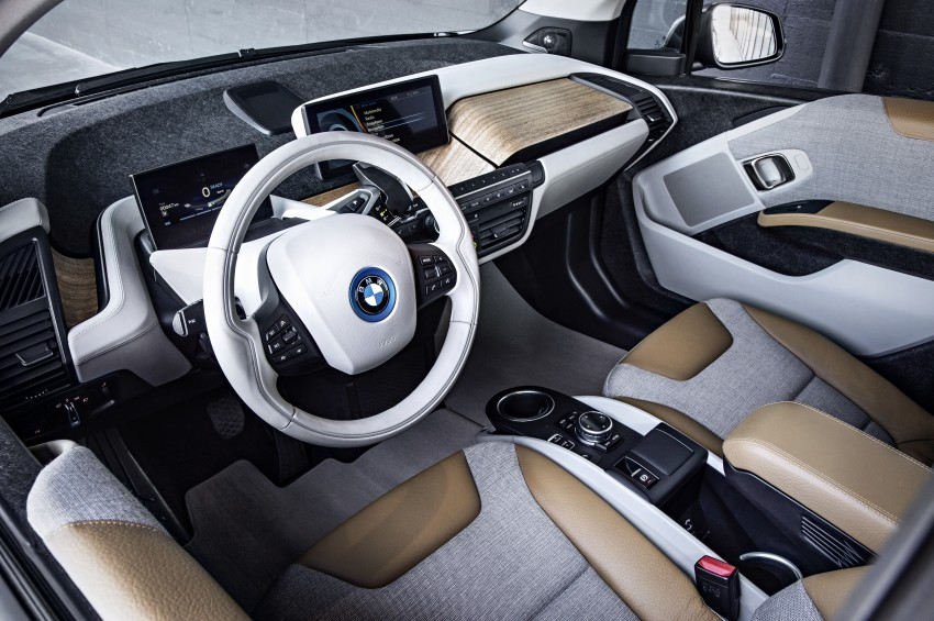 BMW i3 official debut – full details on BMW's new EV Image #190452