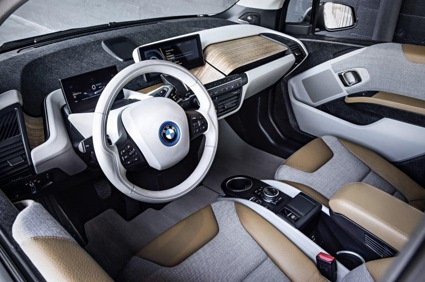 BMW i3 official debut – full details on BMW's new EV Image #190452