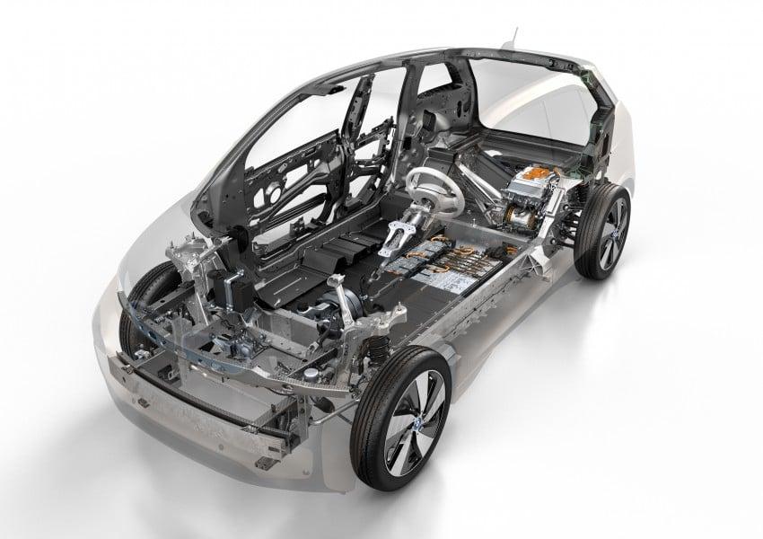 BMW i3 official debut – full details on BMW's new EV Image #190456