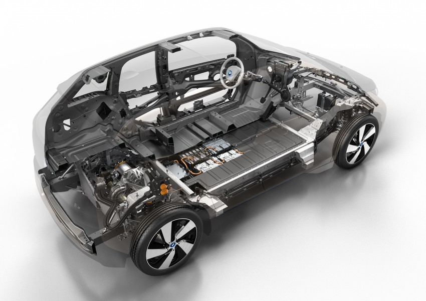 BMW i3 official debut – full details on BMW's new EV Image #190457