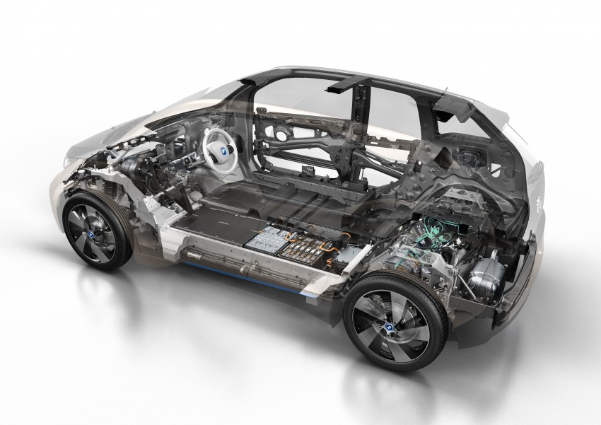 BMW i3 official debut – full details on BMW's new EV Image #190460