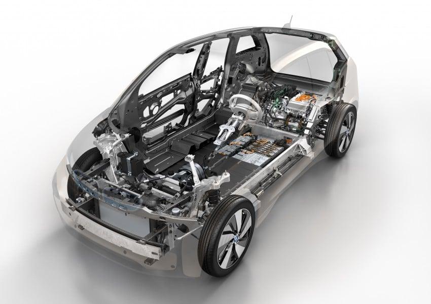 BMW i3 official debut – full details on BMW's new EV Image #190461
