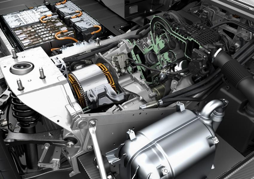 BMW i3 official debut – full details on BMW's new EV Image #190462