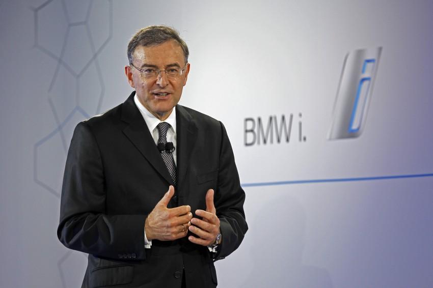 BMW i3 official debut – full details on BMW's new EV Image #190402