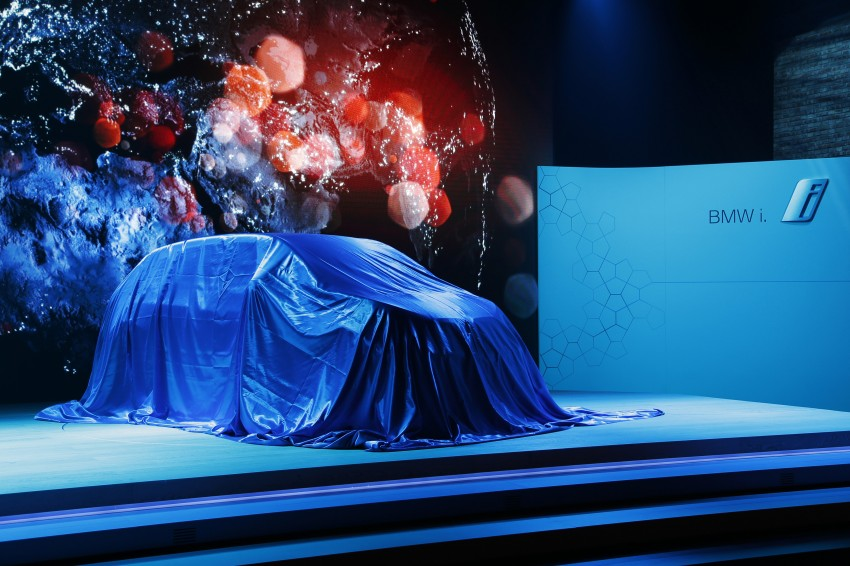 BMW i3 official debut – full details on BMW's new EV Image #190409