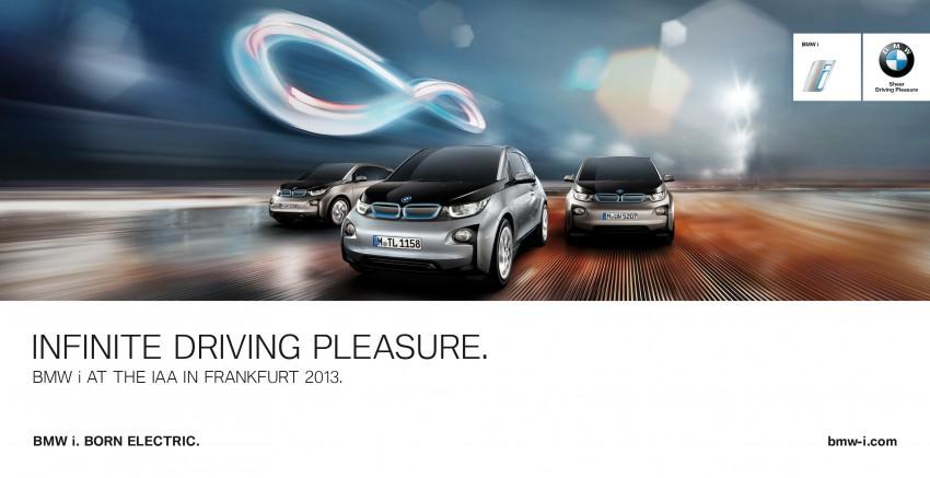 BMW i3 official debut – full details on BMW's new EV Image #190323