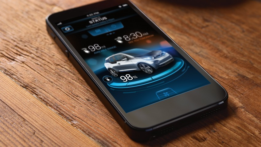BMW i3 official debut – full details on BMW's new EV Image #190325