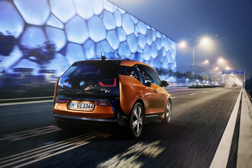 BMW i3 official debut – full details on BMW's new EV Image #190326