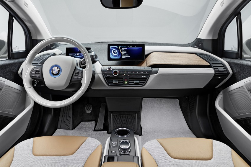 BMW i3 official debut – full details on BMW's new EV Image #190286