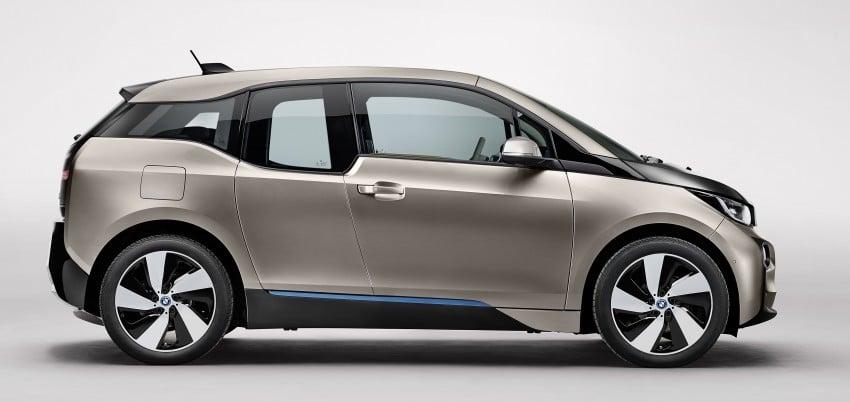 BMW i3 official debut – full details on BMW's new EV Image #190332