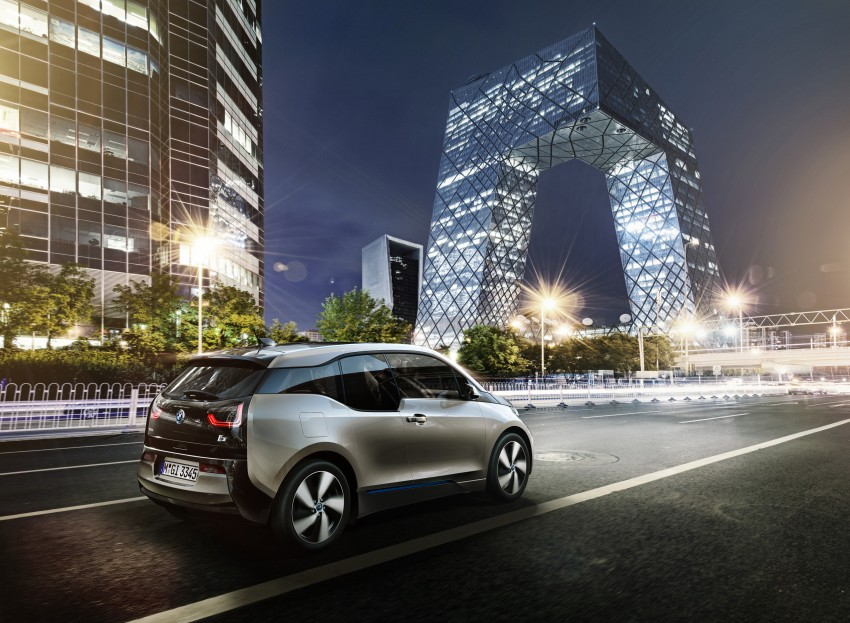 BMW i3 official debut – full details on BMW's new EV Image #190333