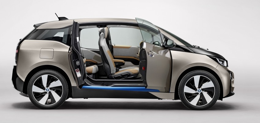 BMW i3 official debut – full details on BMW's new EV Image #190335