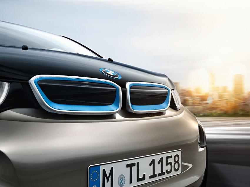 BMW i3 official debut – full details on BMW's new EV Image #190339