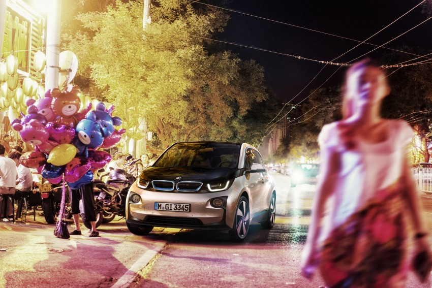 BMW i3 official debut – full details on BMW's new EV Image #190340