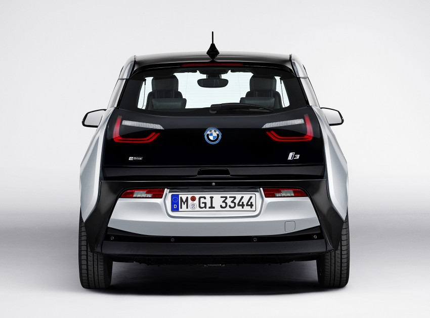 BMW i3 official debut – full details on BMW's new EV Image #190342