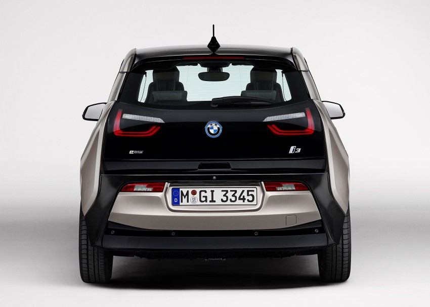 BMW i3 official debut – full details on BMW's new EV Image #190343