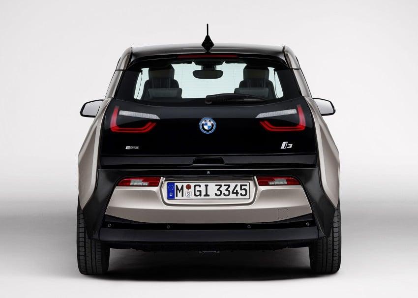 BMW i3 official debut – full details on BMW's new EV Image #190343
