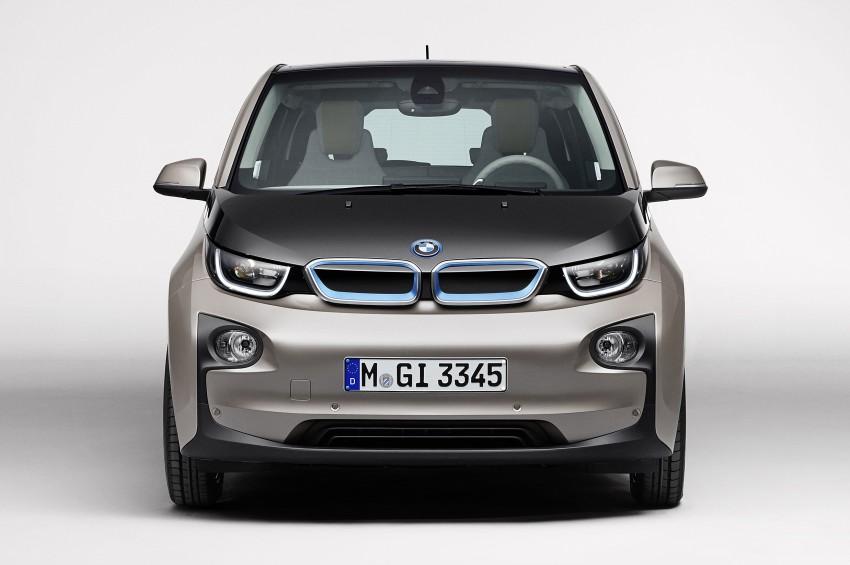 BMW i3 official debut – full details on BMW's new EV Image #190345