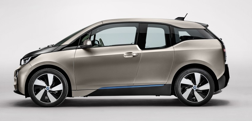 BMW i3 official debut – full details on BMW's new EV Image #190350