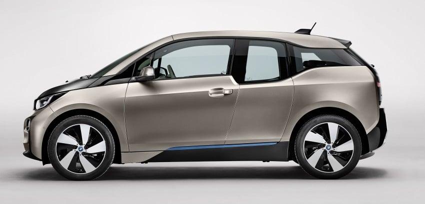 BMW i3 official debut – full details on BMW's new EV Image #190350