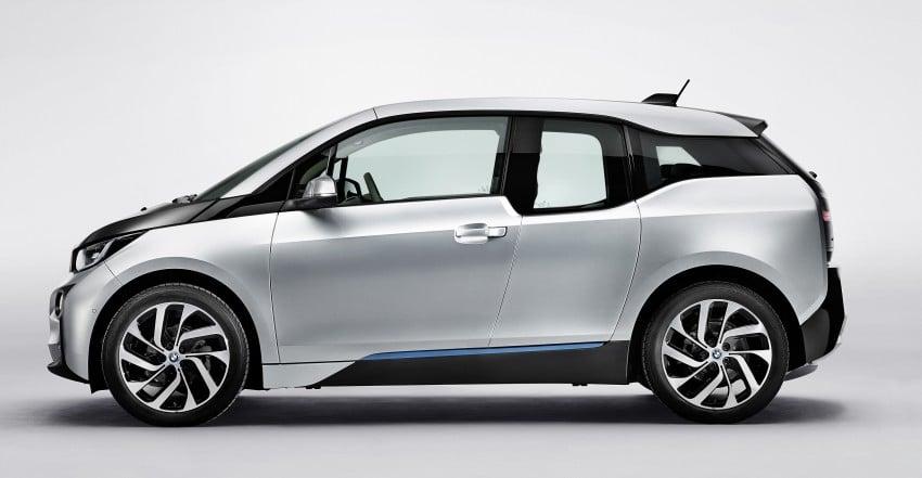 BMW i3 official debut – full details on BMW's new EV Image #190351