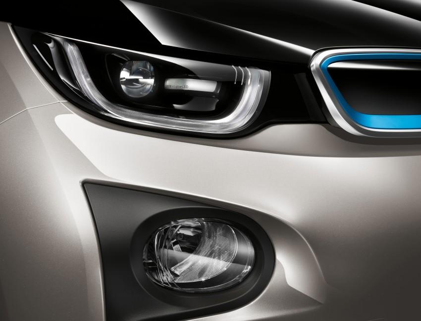 BMW i3 official debut – full details on BMW's new EV Image #190352