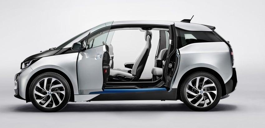 BMW i3 official debut – full details on BMW's new EV Image #190353