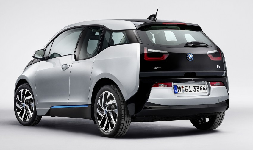 BMW i3 official debut – full details on BMW's new EV Image #190356