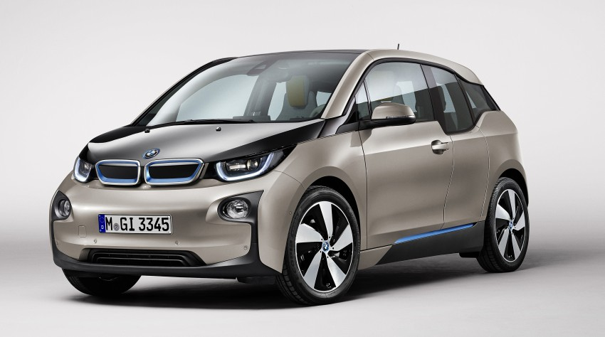 BMW i3 official debut – full details on BMW's new EV Image #190359
