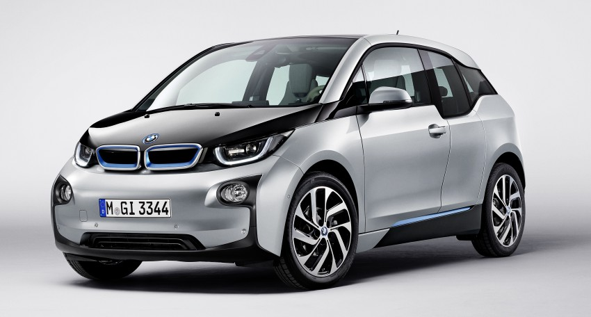 BMW i3 official debut – full details on BMW's new EV Image #190360