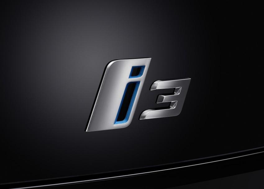 BMW i3 official debut – full details on BMW's new EV Image #190361
