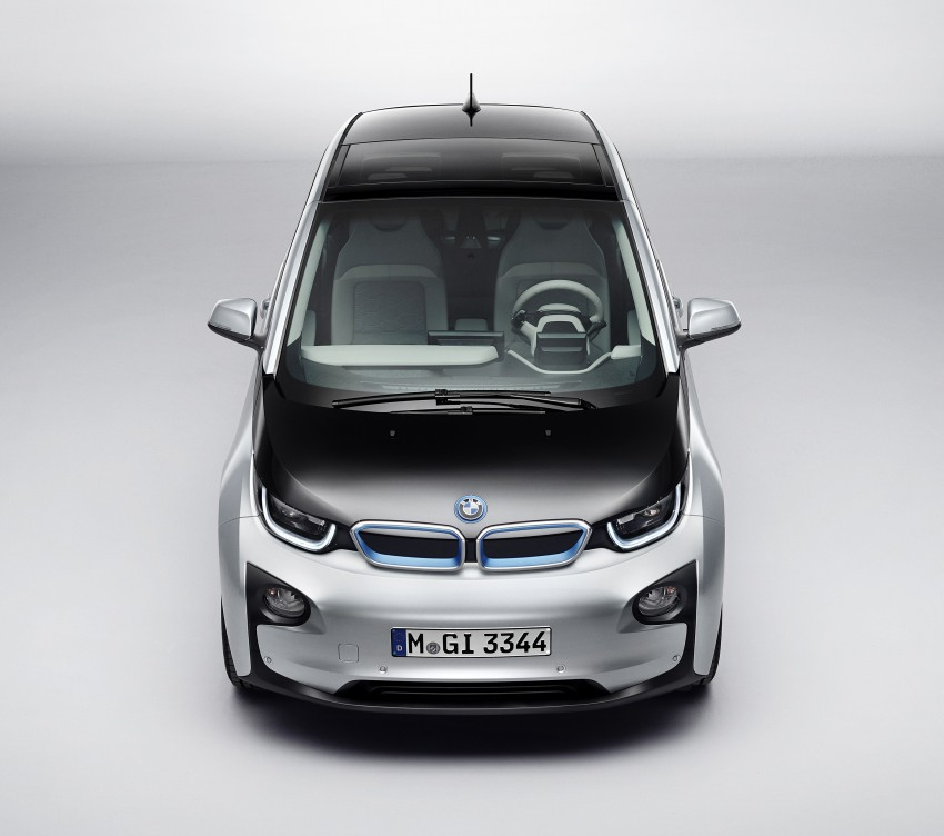 BMW i3 official debut – full details on BMW's new EV Image #190362
