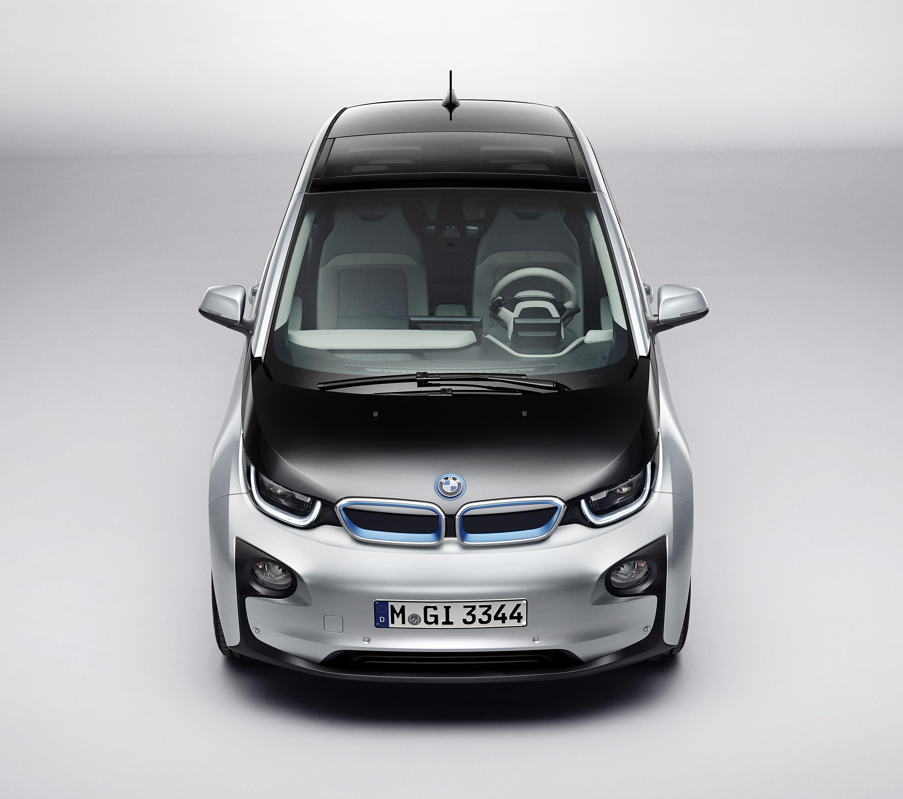 Full Details On BMW's New EV Paul