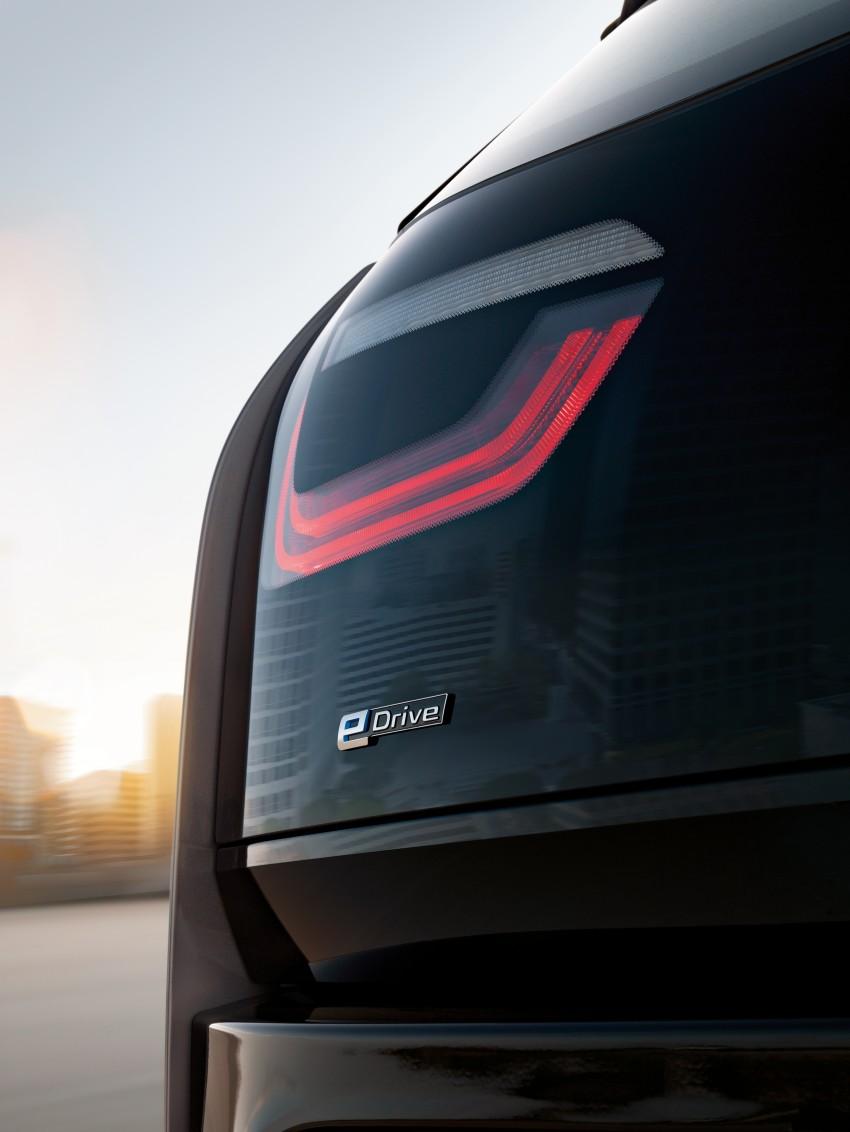 BMW i3 official debut – full details on BMW's new EV Image #190366