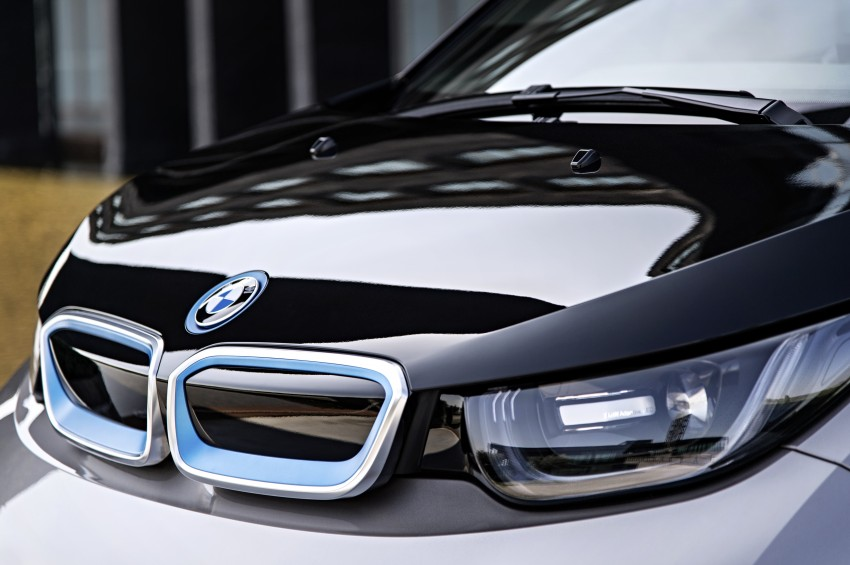 BMW i3 official debut – full details on BMW's new EV Image #190378