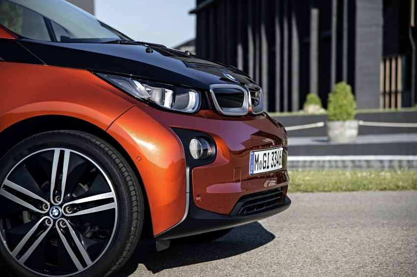BMW i3 official debut – full details on BMW's new EV Image #190388