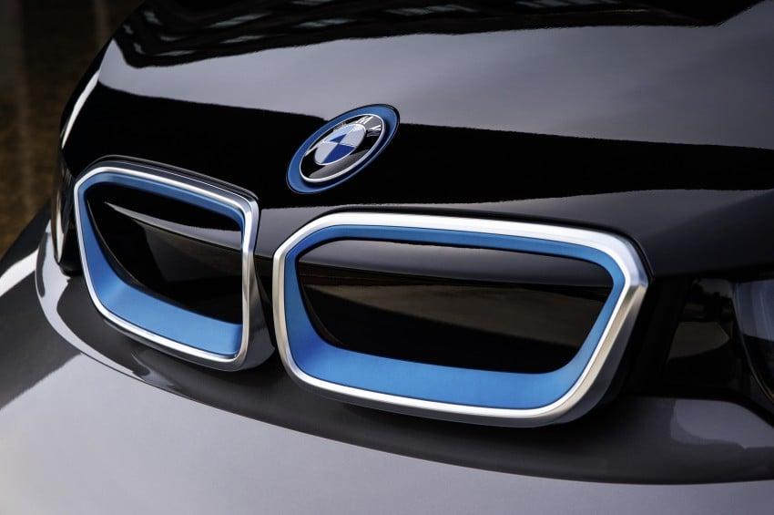 BMW i3 official debut – full details on BMW's new EV Image #190389