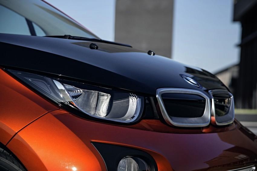 BMW i3 official debut – full details on BMW's new EV Image #190392