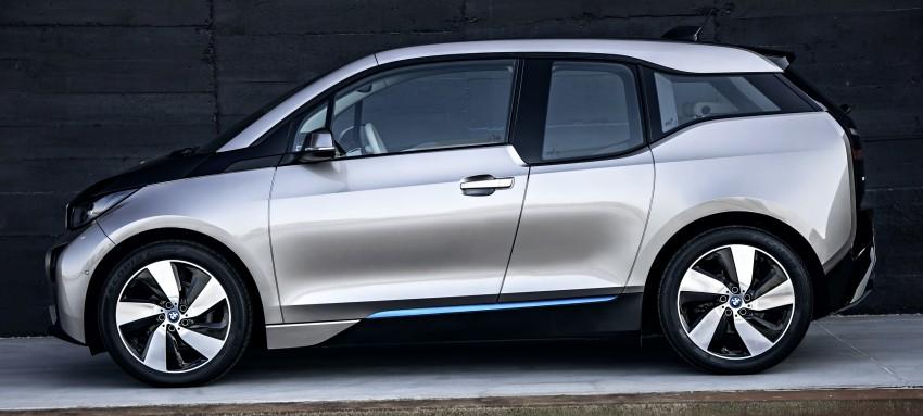 BMW i3 official debut – full details on BMW's new EV Image #190393