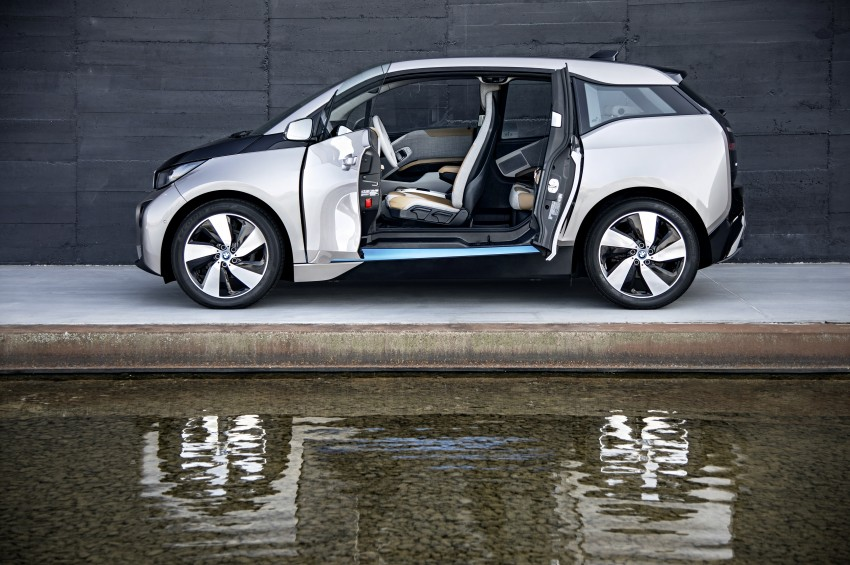 BMW i3 official debut – full details on BMW's new EV Image #190394
