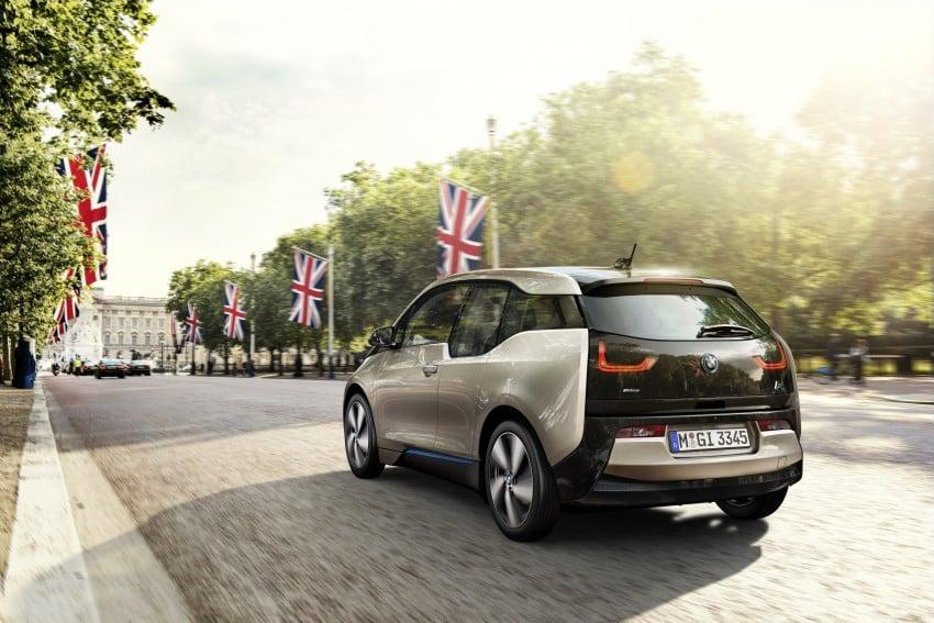 BMW i3 official debut – full details on BMW's new EV Image #190395