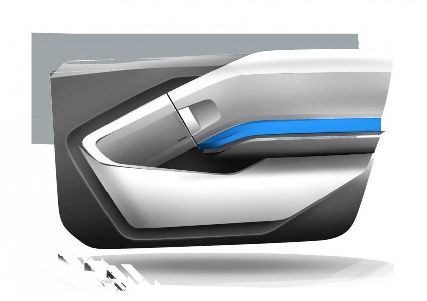 BMW i3 official debut – full details on BMW's new EV Image #190433