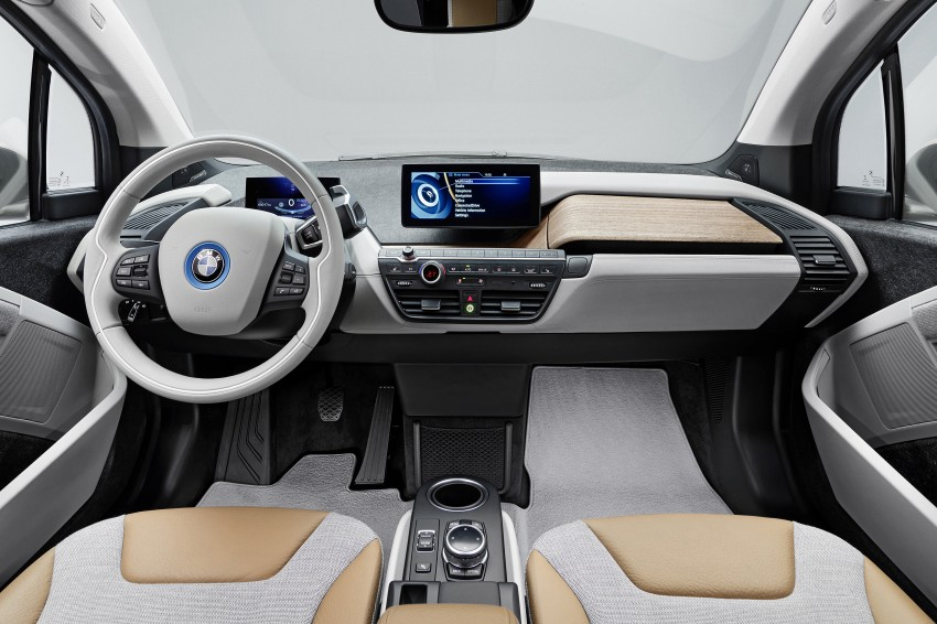 BMW i3 official debut – full details on BMW's new EV Image #190438