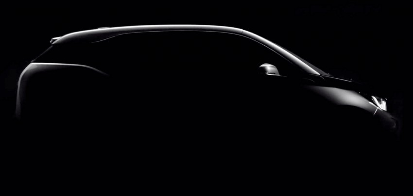 BMW teases launch of the production BMW i3 EV Image #184541